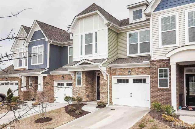 4184 Vallonia Drive, Cary, NC 27519 (#2180381) :: The Jim Allen Group