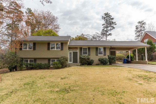 4412 Yadkin Drive, Raleigh, NC 27609 (#2180396) :: The Abshure Realty Group