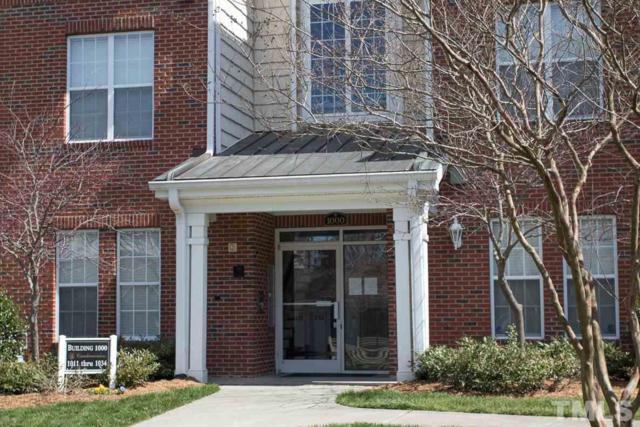 1012 Arborgate Circle #1012, Chapel Hill, NC 27514 (#2180409) :: The Abshure Realty Group
