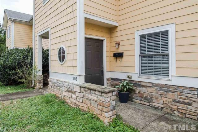 1908 Fairfield Drive #1908, Raleigh, NC 27608 (#2180410) :: The Abshure Realty Group