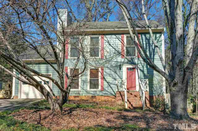 1096 Balmoral Drive, Cary, NC 27511 (#2180415) :: The Jim Allen Group