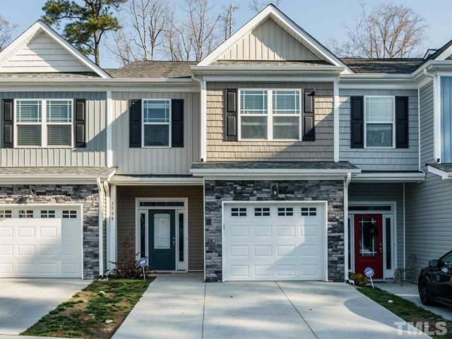 5508 Nur Lane, Raleigh, NC 27606 (#2180420) :: The Abshure Realty Group