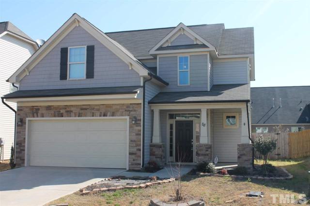 88 Outwater Ridge Drive, Garner, NC 27529 (#2180441) :: Kim Mann Team