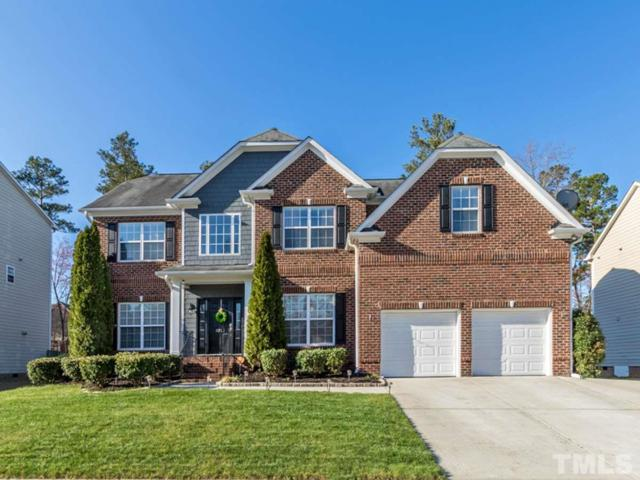 3712 Coach Lantern Avenue, Wake Forest, NC 27587 (#2180456) :: Rachel Kendall Team, LLC
