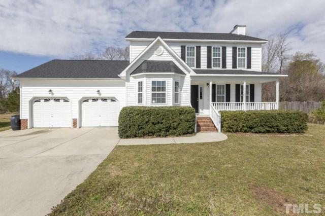 8929 Deep Well Drive, Willow Spring(s), NC 27592 (#2180460) :: Rachel Kendall Team, LLC