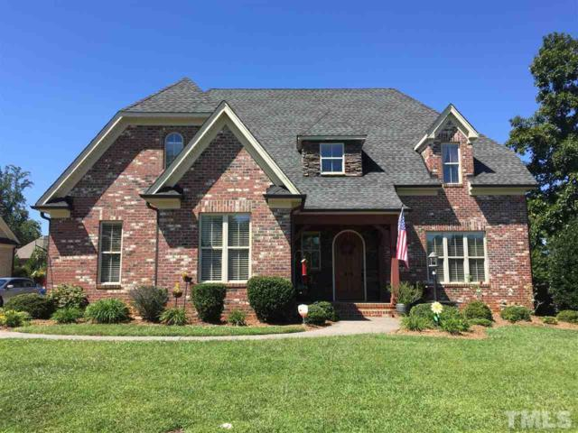 915 Tremore Club Drive, Burlington, NC 27215 (#2180473) :: Rachel Kendall Team, LLC
