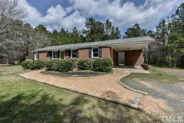15 Nota Road, Moncure, NC 27559 (MLS #2180500) :: ERA Strother Real Estate