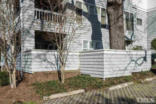 720 Bishops Park Drive #102, Raleigh, NC 27605 (#2180505) :: Better Homes & Gardens | Go Realty