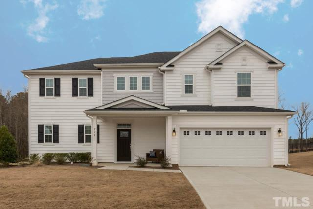 208 Congaree Drive, Holly Springs, NC 27540 (#2180517) :: Rachel Kendall Team, LLC