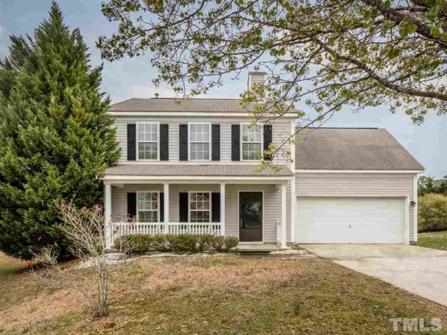 104 Shining Star Court, Apex, NC 27502 (#2180523) :: The Abshure Realty Group