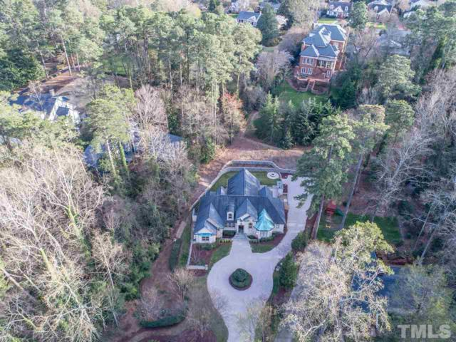 2319 Woodrow Drive, Raleigh, NC 27609 (#2180531) :: The Jim Allen Group