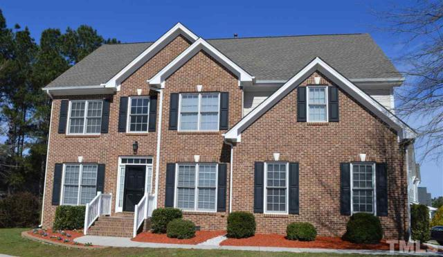 6417 Ridgemount Street, Wake Forest, NC 27587 (#2180537) :: The Jim Allen Group