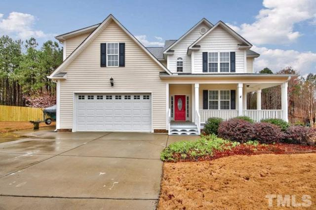 163 Bald Head Island Drive, Garner, NC 27529 (#2180576) :: Raleigh Cary Realty