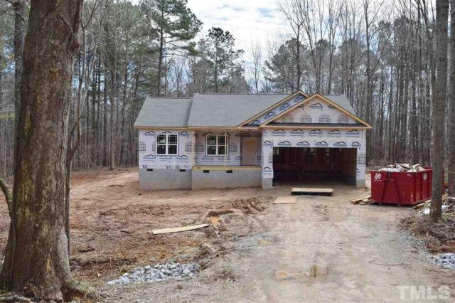 128 Richmond Drive, Clayton, NC 27527 (#2180581) :: Raleigh Cary Realty