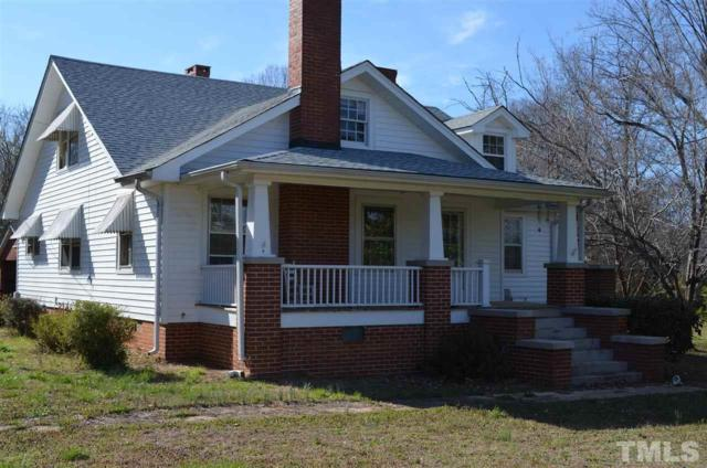 580 Sanford Road, Pittsboro, NC 27312 (MLS #2180624) :: ERA Strother Real Estate