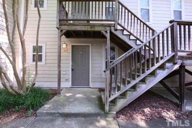 1513 E Franklin Street C129, Chapel Hill, NC 27514 (#2180644) :: Better Homes & Gardens | Go Realty
