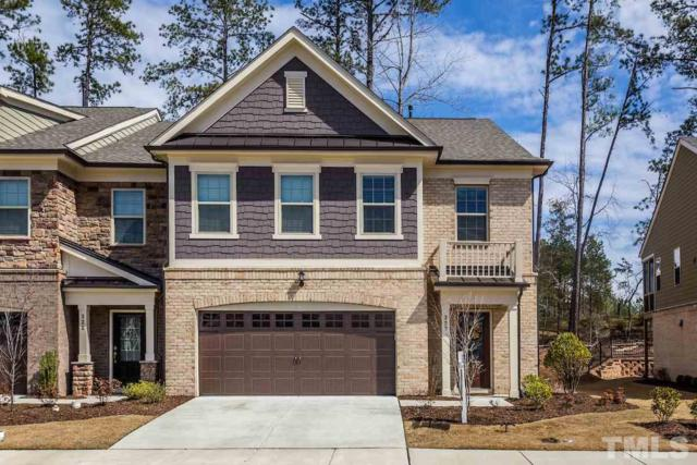 323 Castle Rock Lane, Cary, NC 27519 (#2180655) :: Raleigh Cary Realty