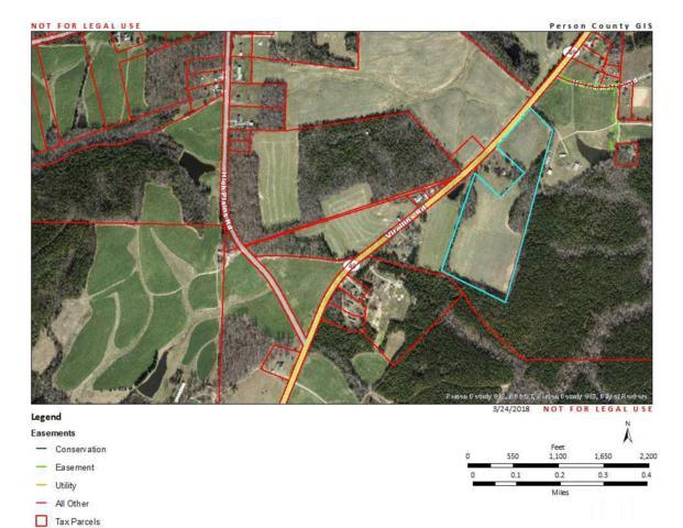 Virgilina Road, Roxboro, NC  (MLS #2180668) :: ERA Strother Real Estate