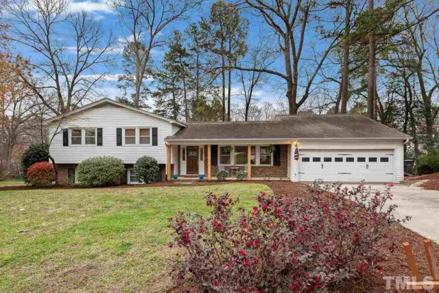 401 Cottonwood Circle, Raleigh, NC 27609 (#2180675) :: Raleigh Cary Realty