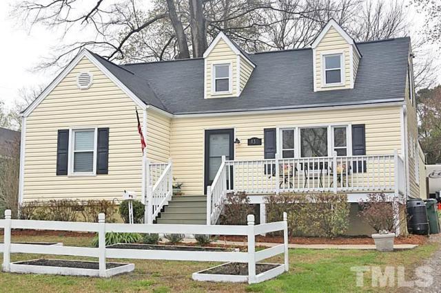 432 Ridgecrest Road, Cary, NC 27511 (#2180679) :: The Jim Allen Group