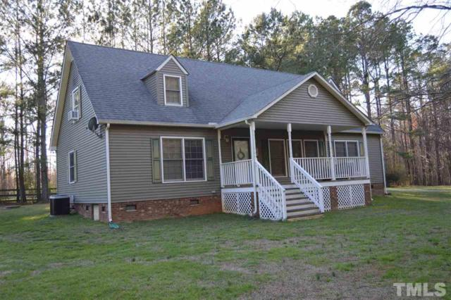 3887 Old Graham Road, Pittsboro, NC 27312 (MLS #2180733) :: ERA Strother Real Estate