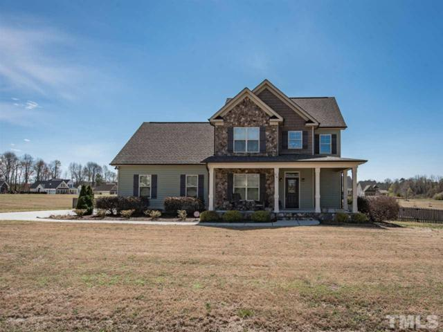26 Setter Court, Angier, NC 27501 (#2180741) :: Raleigh Cary Realty