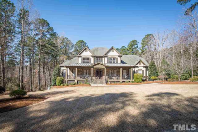 14005 Knox Overlook Court, Wake Forest, NC 27587 (#2180758) :: The Jim Allen Group