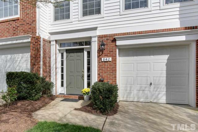 842 Swan Neck Lane, Raleigh, NC 27615 (#2180765) :: The Jim Allen Group
