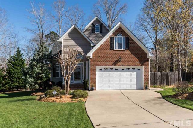 161 Mcdougle Lane, Clayton, NC 27520 (#2180787) :: The Jim Allen Group