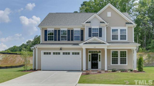 637 Ballast Point, Clayton, NC 27520 (#2180836) :: Raleigh Cary Realty