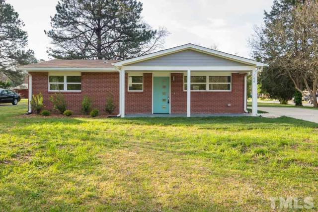 700 Bailey Drive, Raleigh, NC 27610 (#2180841) :: Rachel Kendall Team, LLC