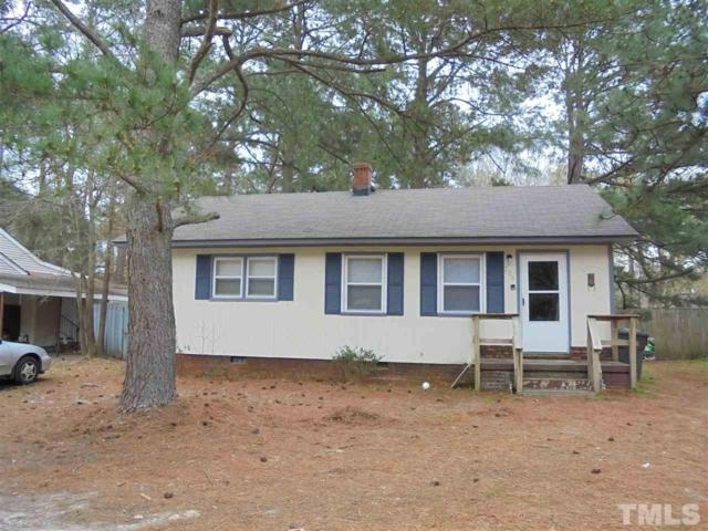 206 Clyde Avenue, Wilson, NC 27893 (#2180893) :: The Jim Allen Group