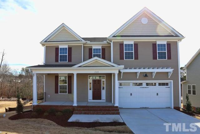 1101 Castlestone Lane, Knightdale, NC 27545 (#2180910) :: The Abshure Realty Group