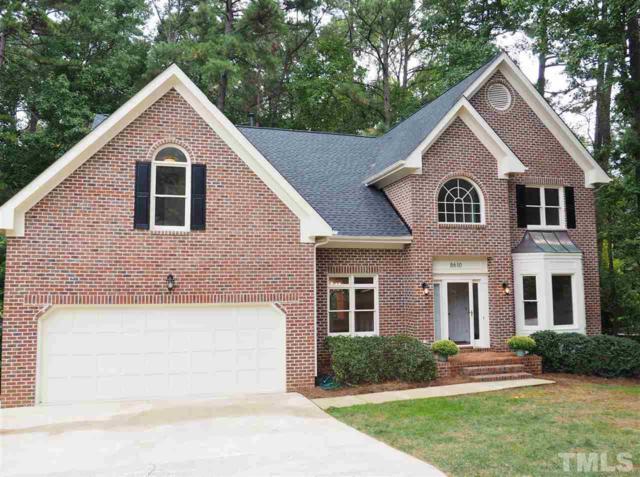 8610 Windjammer Drive, Raleigh, NC 27615 (#2180922) :: The Jim Allen Group