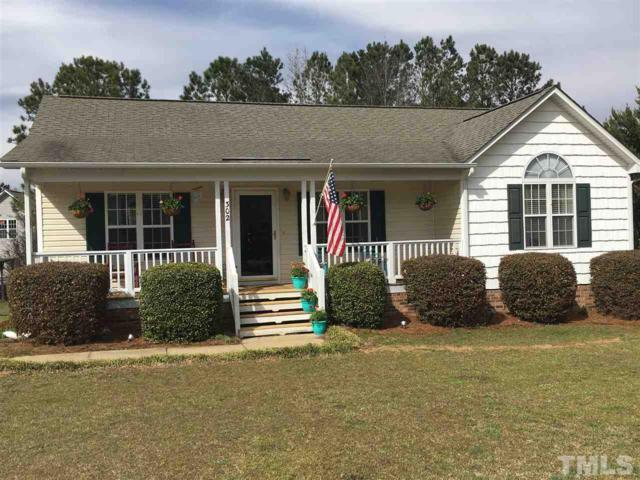 302 Coharie Drive, Wendell, NC 27591 (#2180955) :: The Jim Allen Group