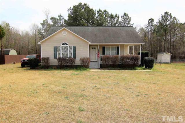 540 Sunray Drive, Clayton, NC 27520 (#2180979) :: Raleigh Cary Realty