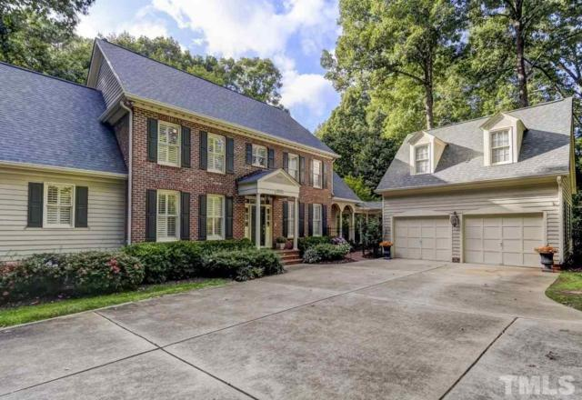 6209 Rocky Creek Way, Wake Forest, NC 27587 (#2181093) :: The Abshure Realty Group