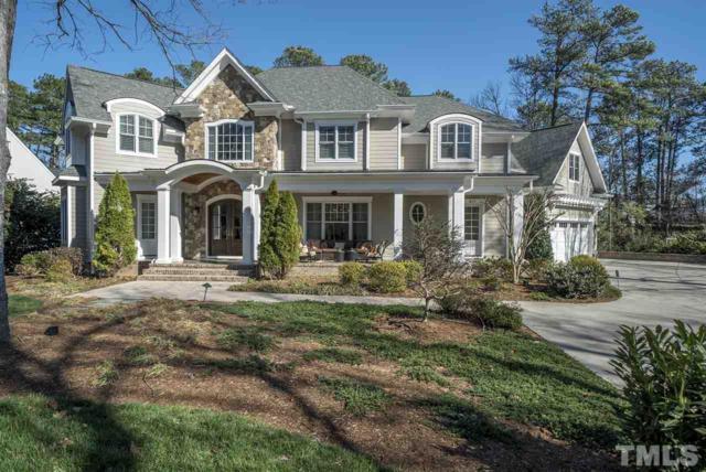 917 Pinehurst Drive, Chapel Hill, NC 27514 (#2181167) :: The Jim Allen Group