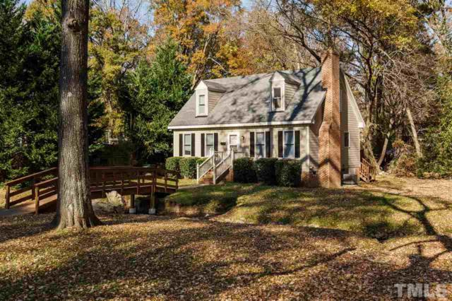 319 E Park Street, Cary, NC 27511 (#2181209) :: The Abshure Realty Group