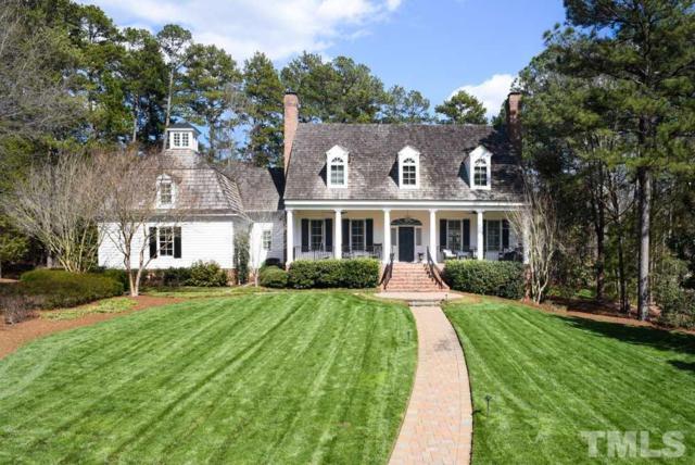 725 Pinehurst Drive, Chapel Hill, NC 27517 (#2181222) :: The Jim Allen Group