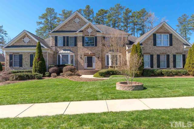 11222 Empire Lakes Drive, Raleigh, NC 27617 (#2181265) :: The Abshure Realty Group