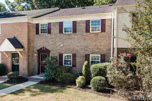 6505 New Market Way #6505, Raleigh, NC 27615 (#2181273) :: Raleigh Cary Realty