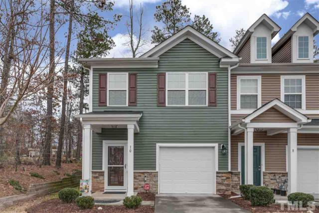 10 Mulberry Court, Durham, NC 27713 (#2181315) :: Raleigh Cary Realty