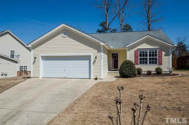 412 Holly Thorn Trace, Holly Springs, NC 27540 (#2181332) :: The Jim Allen Group