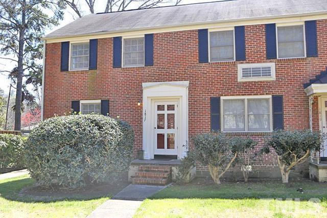 1817 Bellwood Drive, Raleigh, NC 27605 (#2181392) :: RE/MAX Real Estate Service