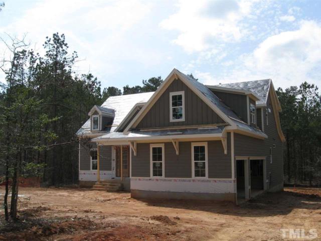 100 Lakes Edge Lane, Pittsboro, NC 27312 (#2181415) :: The Jim Allen Group