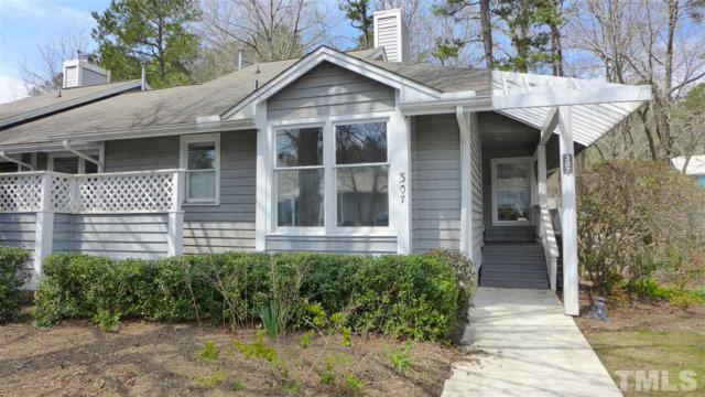 307 Kirkwood Drive, Chapel Hill, NC 27514 (#2181422) :: Raleigh Cary Realty
