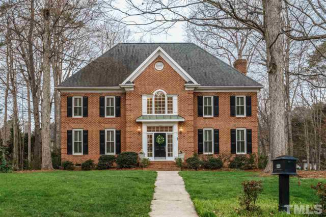 209 Bordeaux Lane, Cary, NC 27511 (#2181450) :: Raleigh Cary Realty