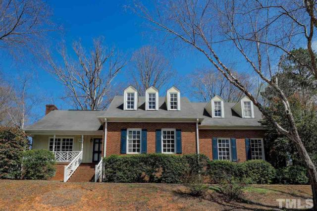 8208 Old Deer Trail, Raleigh, NC 27615 (#2181461) :: The Jim Allen Group