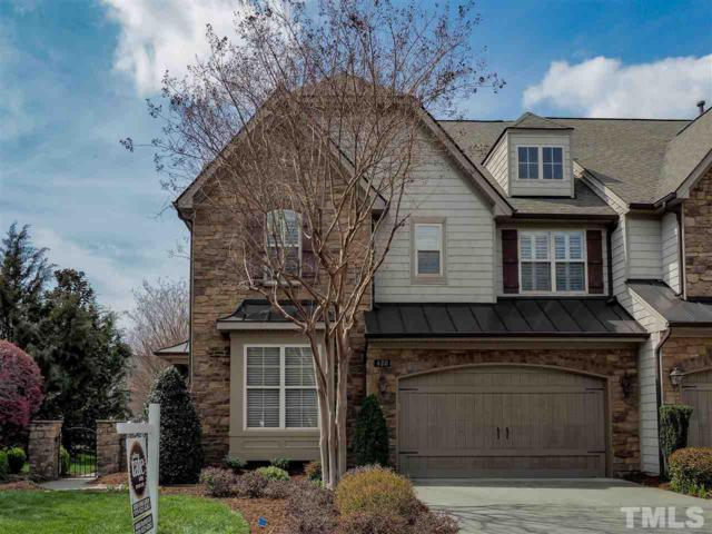 420 Travertine Drive, Cary, NC 27519 (#2181472) :: The Abshure Realty Group